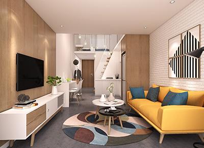 整木定制全屋整装符合现在家装市需求